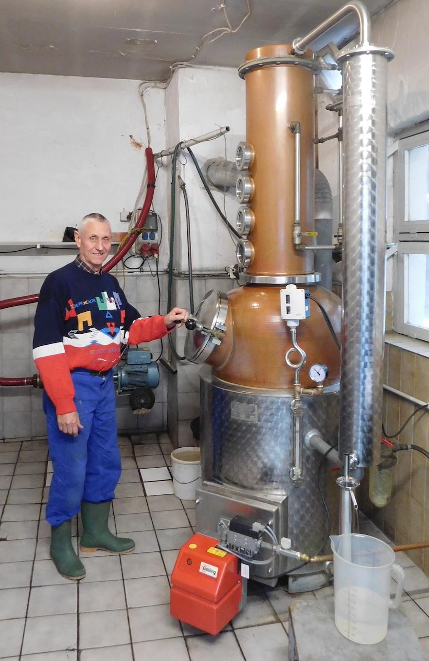 Brennerei Roland Förster Walldorf